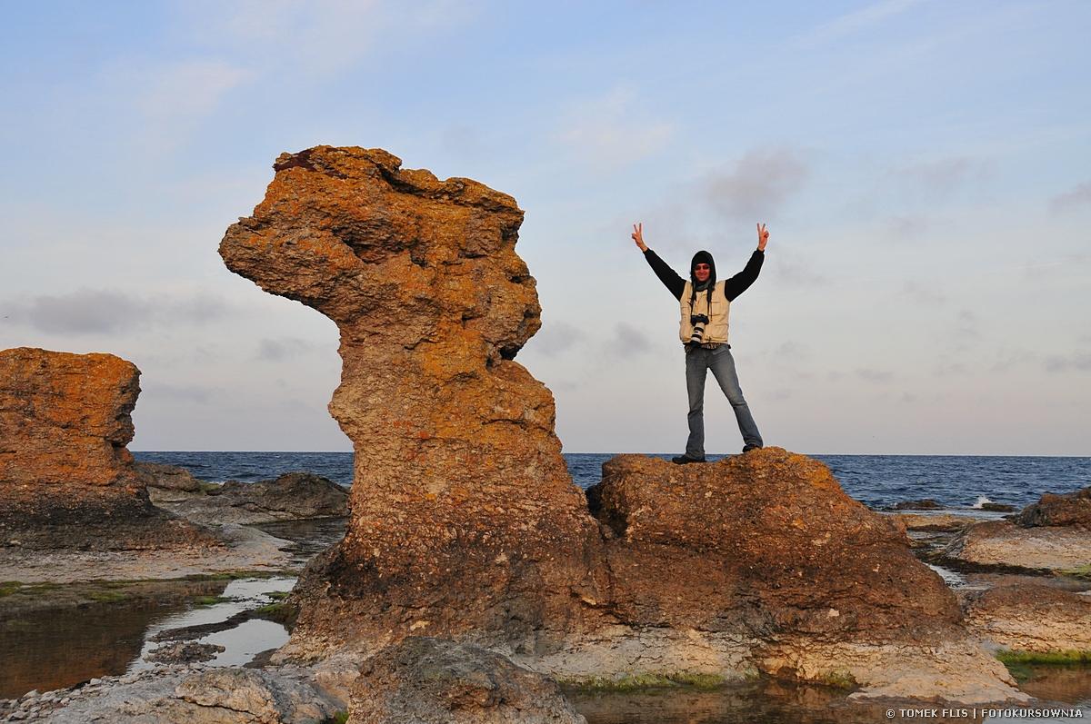 Fotowyprawa: Gotlandia sierpień 2018