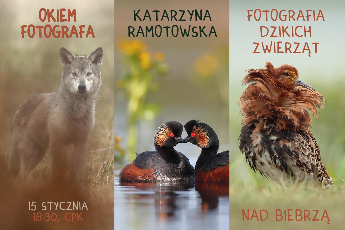 Kasia Ramotowska i Biebrza w Okiem Fotografa 15.01