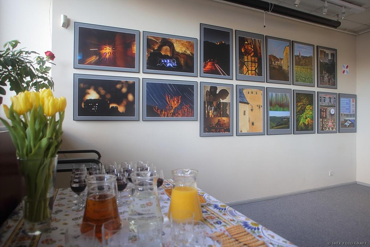 Otwarcie wystawy Piękny Luksemburg w Olsztynie