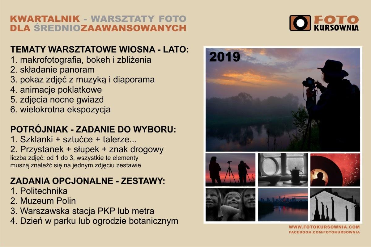 Kwartalnik wiosenno-letni 2019