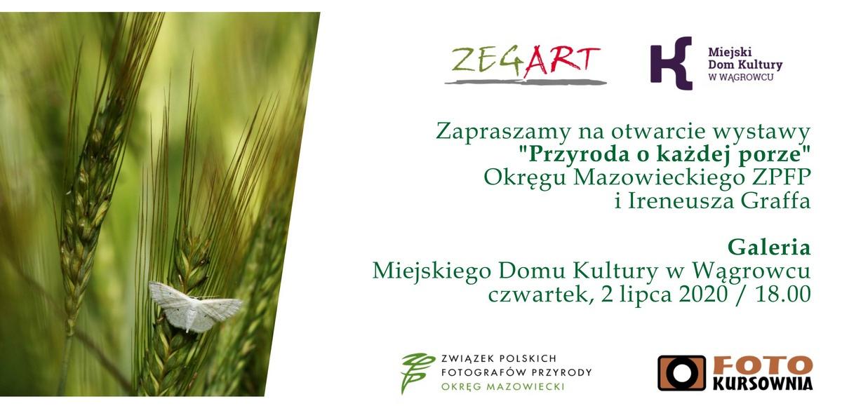 Zapraszam na wystawy i prelekcję w Wągrowcu w 2.07