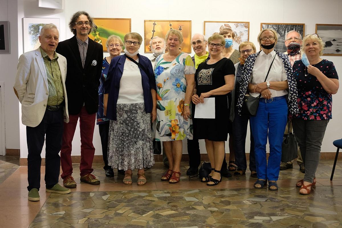 Fotorelacja z wernisażu i prelekcji w Wągrowcu