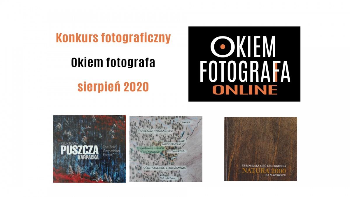 Konkurs Fotograficzny Okiem Fotografa – lato 2020