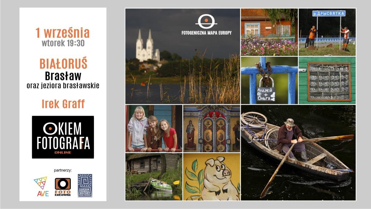 Okiem Fotografa – Brasław i okolice [Białoruś] 1 września