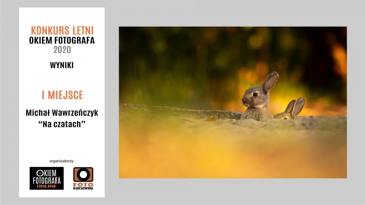 Wyniki konkursu letniego Okiem Fotografa 2020